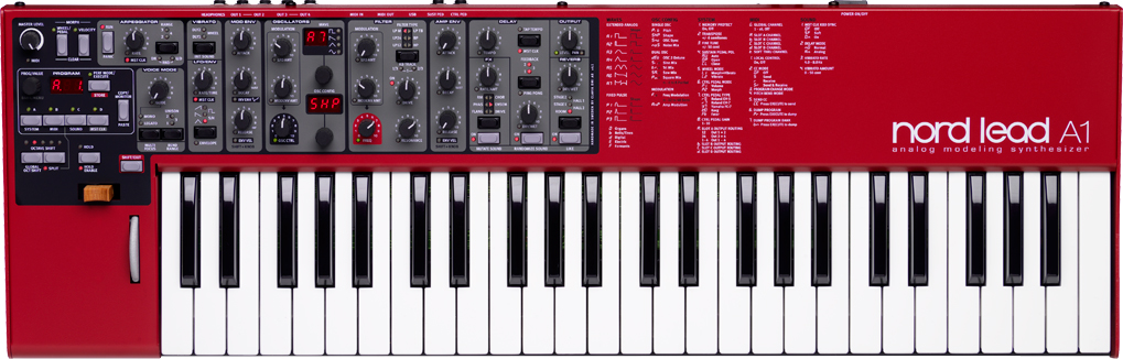 PianoManChuck - Sales: Nord Keyboards and Digital Pianos